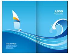 企业策划画册封面设计经验