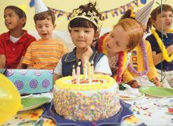 小孩生日策划中应该注意的问题