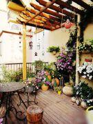 怎么设计美观大方的阳台花园?16个温馨的阳台花园设计案例欣赏