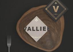 简约美式风格西餐厅VI设计分享