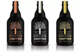这组啤酒品牌包装设计,看看就被陶醉了