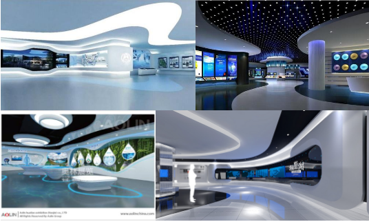 数字展馆怎么设计