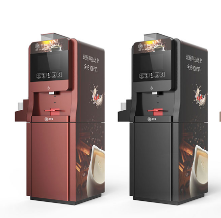 商用台式咖啡机设计