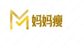 减肥产品【妈妈瘦】logo设计合集一组,不同设计欣赏